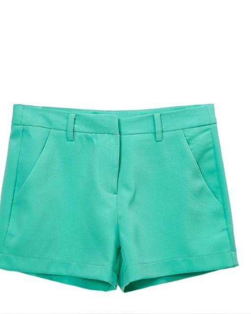 Colors Bermuda Shorts Trousers