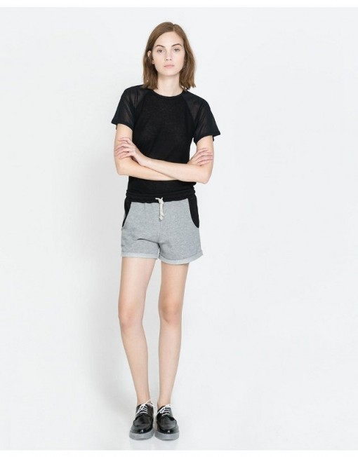 Sprots Style Casual Shorts Pants -