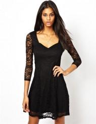 Sexy Lace Slim fit Dress  colors