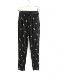 Flower Prints Casual Pants ASOS Inspired Trousers -