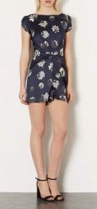 Flower Prints Leisure Short Jumpsuits ASOS Inspired Pants Trousers