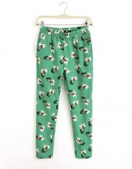 Flying Horse Prints Harem Pants ASOS Inspired Trousers TW-