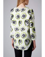 Lemon Prints Casual Chiffon Blouse ASOS Inspired Shirt