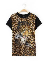 Leopard Prints T-shirt