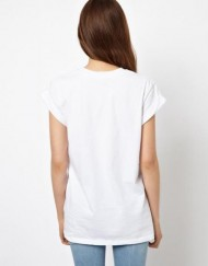 Smile Face Casual Tops Leisure Tees-