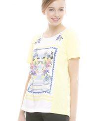 Vintage Flower Printed T-shirt ASOS Inspired Tops