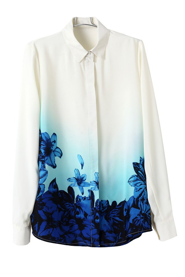 Chiffon Blouses For Women
