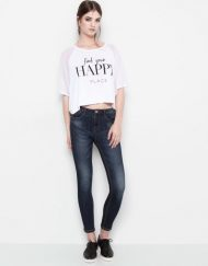 ASOS Inspired Casual Letters Patterns T-shirts Batwing SleevesTops
