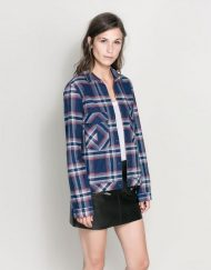 Checked Jackets ASOS Inspired Coats BL-