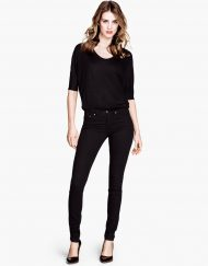 Watering Strench Pencil Trousers Pants -