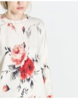 Casual Floral Prints Pullover ASOS Inspired Sweatshirts ASOS Inspired Tops -