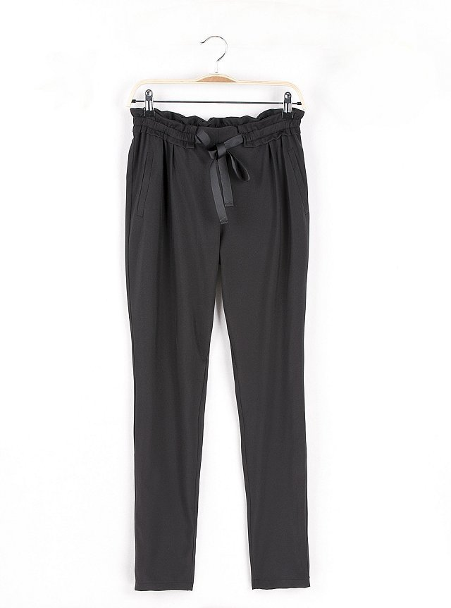 Drawstring Loose Fit Trousers ASOS Inspired Casual Pants
