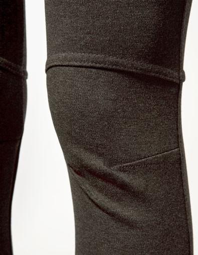 Skinny Pencil Strench Pants Trousers Leggings -