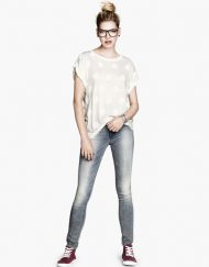 Slim Fit Low-rise Skinny Jeans ASOS Inspired Denim Pants -