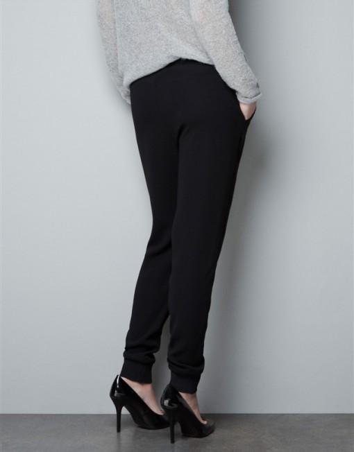 Super Casual Zipper Harem Pants ASOS Inspired Trousers -