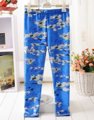 4-9Years Baby Girl Legging Children Pants Batman Blue Leggings Girls Leggings Kids Leggings Girls Cute Pants For Kids