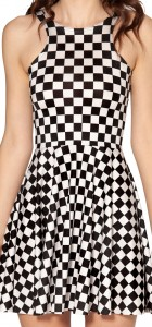 """3edec43c9b Be the first to review """"Indy Check Skater Dress for Women Skater Dresses  Adventure Time Fashion Women Casual Dress"""" Cancel reply"""