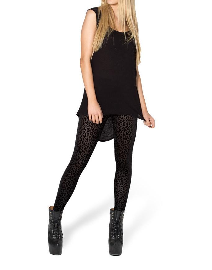 03d31746fdab2 prev. next. Style Avery Burned Velvet Leggings Women Leggin Leopard ...