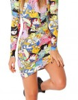 Adventure Time Dress for Women Fashion Women's  Girl Dress