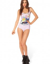 Adventure Time The Gang Swimsuit For Women Fashion Women's  Swimsuit