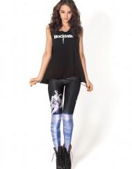 Astronaut Legging for Women Fashion Women's  Girl Leggings