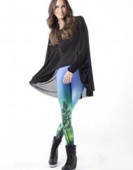 Aurora Skye Legging for Women Fashion Women's  Girl Leggings