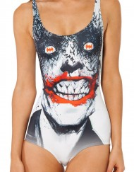 Batman Differently Sane Swimsuit for Women Fashion Women's  Girl Swimsuit