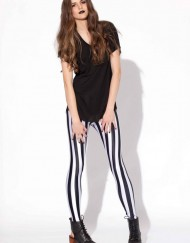 Beetlejuice Legging for Women Fashion Women's  Girl Leggings