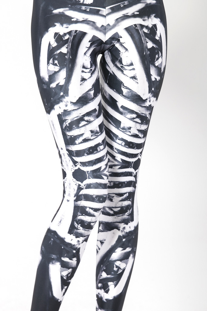 6290331517885 Bone Machine 2.0 Legging for Women Fashion Women's Girl Leggings | Avery  Couture