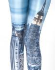 York Skyline Legging for Women Fashion Women's  Girl Leggings