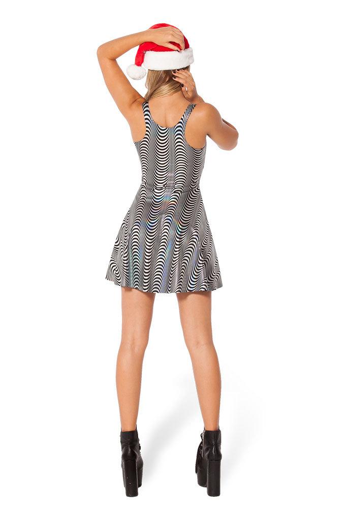 print dresses brand summer woo woo fashion skater
