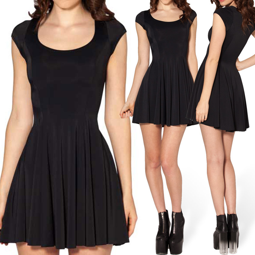 Images of Casual Black Dress - Get Your Fashion Style