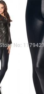 Women Legging Sport  Wet Look Black Leggings Sports Leggings Fitness Women Gym Clothes Women Leggings Plus Size