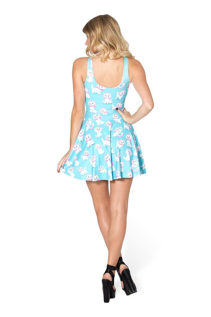 1eeabfb94a4d Women Summer Dress Arrival The Aristocats Marie Dress Skater Dress for Women  Women s Dresses