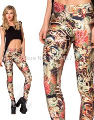 Womens Leggins  Flowers Leggings Gym Clothes Women Legging Fitness Sports Women Leggins For Women